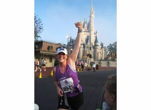 Realizing it's actually going to happen--26.2 or bust baby!