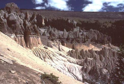 Wheeler Geologic Area - Near South Fork, CO