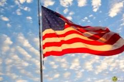 Go ahead, let your freedom flag fly