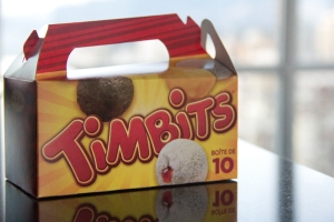 Timbits - and they come in pumpkin!