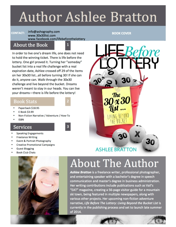 The down and dirty details of Author Ashlee Bratton